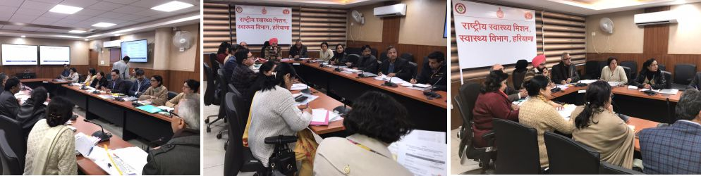State Coordination Committee Meeting (SCCM) on 27.01.2020 for National De-worming Day (NDD)